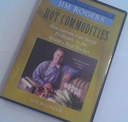 Jim Rogers Hot Commodities DVD