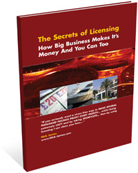 The Licensing Secrets course by Nick James